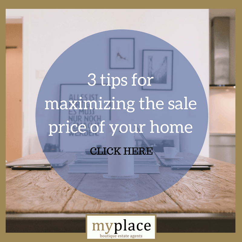 3 top tips for maximizing your sale price