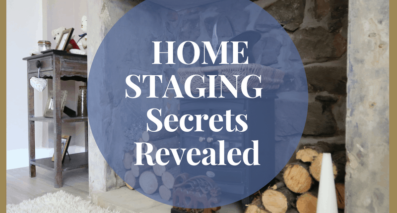 Home Staging Secrets Revealed