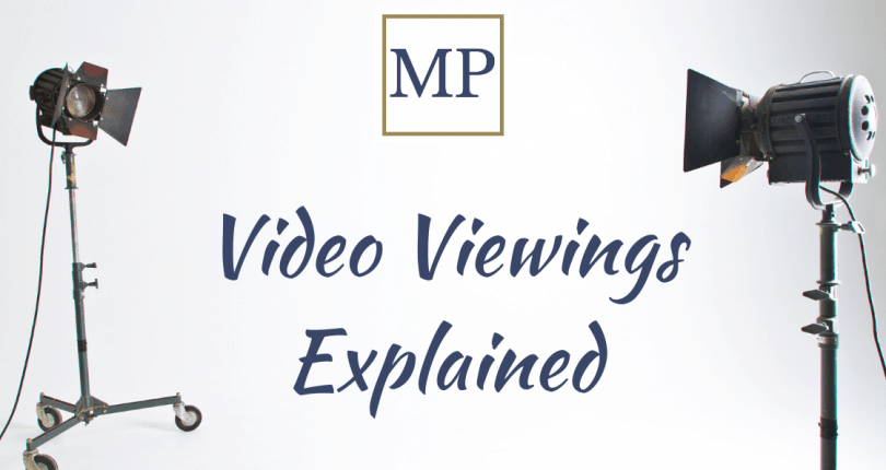 Video Viewings Explained